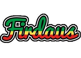 Firdaus african logo