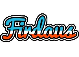 Firdaus america logo