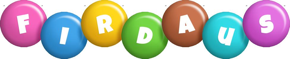 Firdaus candy logo