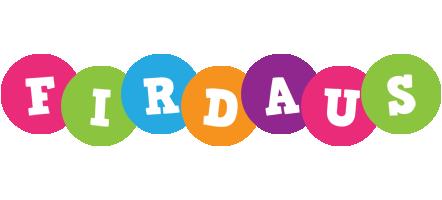 Firdaus friends logo