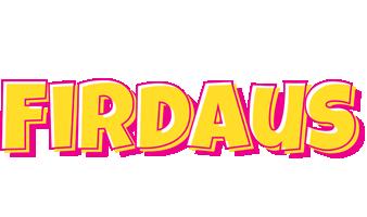 Firdaus kaboom logo