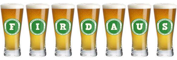 Firdaus lager logo