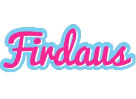 Firdaus popstar logo