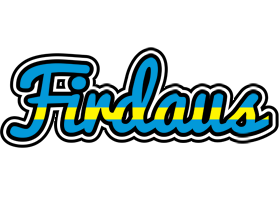 Firdaus sweden logo