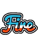 Fire america logo