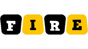 Fire boots logo