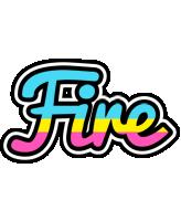 Fire circus logo