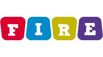 Fire daycare logo