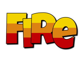 Fire jungle logo