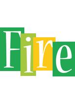 Fire lemonade logo