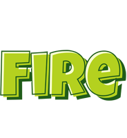 Fire summer logo