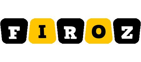 Firoz boots logo