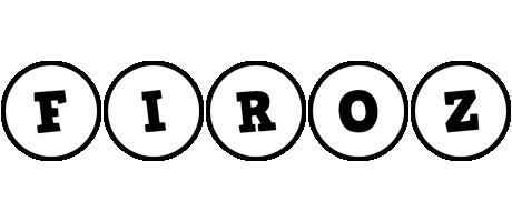 Firoz handy logo