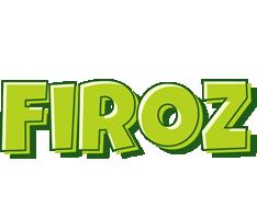 Firoz summer logo