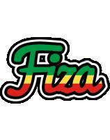 Fiza african logo