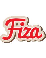 Fiza chocolate logo