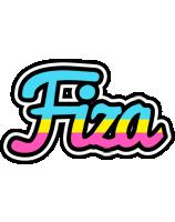 Fiza circus logo