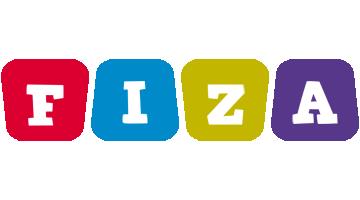 Fiza daycare logo