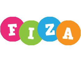 Fiza friends logo