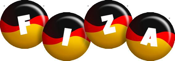 Fiza german logo