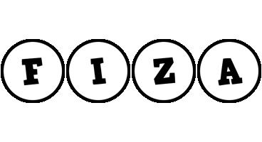 Fiza handy logo