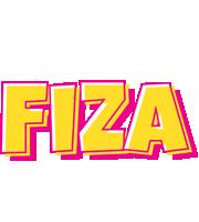 Fiza kaboom logo