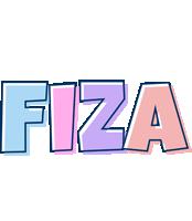 Fiza pastel logo