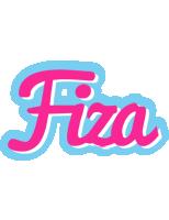 Fiza popstar logo