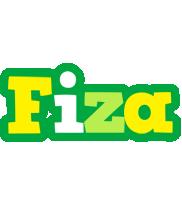 Fiza soccer logo