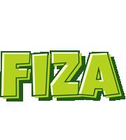 Fiza summer logo