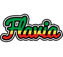 Flavia african logo