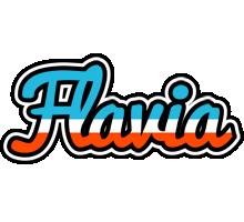 Flavia america logo