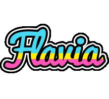 Flavia circus logo