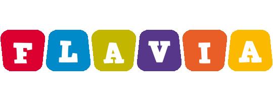 Flavia daycare logo