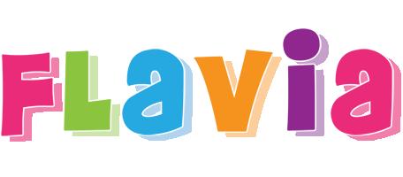 Flavia friday logo