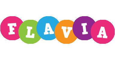 Flavia friends logo