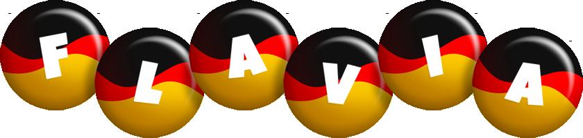 Flavia german logo