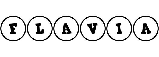 Flavia handy logo