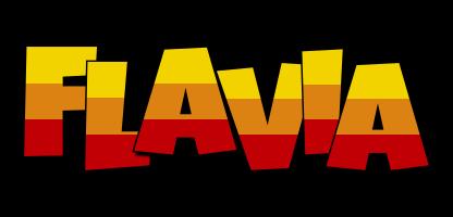 Flavia jungle logo