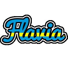 Flavia sweden logo