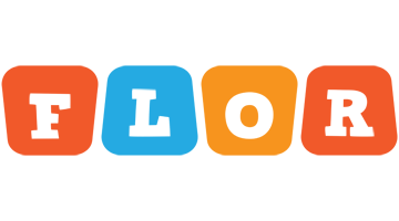 Flor comics logo
