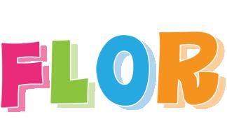 Flor friday logo