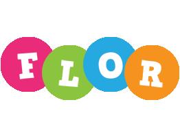 Flor friends logo
