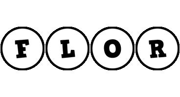 Flor handy logo