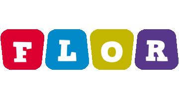 Flor kiddo logo