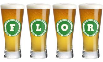 Flor lager logo