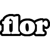 Flor panda logo