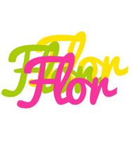 Flor sweets logo