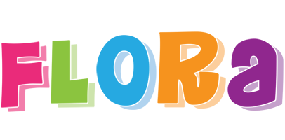 Flora friday logo