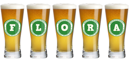 Flora lager logo